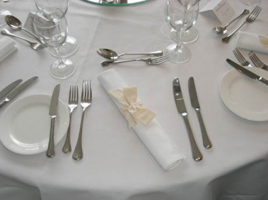 Table Centre: Wedding