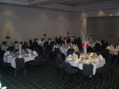Winter Wonderland Table Centres