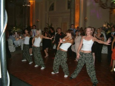 Bar Bat Mitzvah Dancers