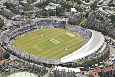 The Kia Oval