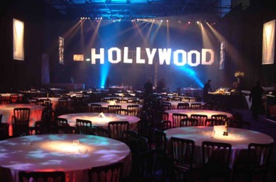 Hollywood staging