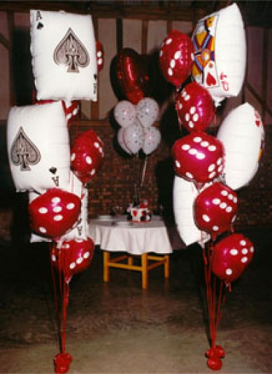 Table Centres: Balloons