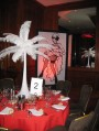 Moulin Rouge Centrepieces
